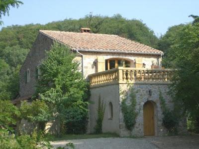 stone style house 01