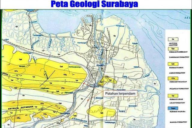 Waspada! Ahli Geologi ITS Menyebut Surabaya Berpotensi Alami Gempa Dahsyat