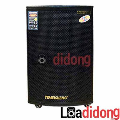 loa keo , loa vali keo , loa di dong , loa cong suat lon, loa di dong hat karaoke, loa temeisheng pro668, temeisheng pro668