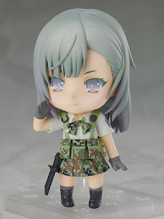 Figuras: Imágenes y detalles del nendoroid Ena Toyosaki de Little Armory - Good smile company