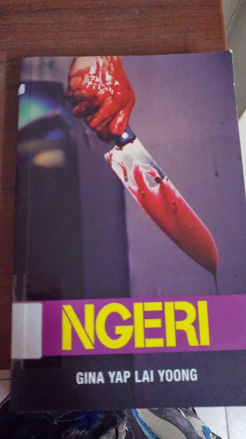 Novel Fixi - Ngeri oleh Gina Yap Lai Yoong
