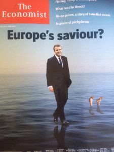 Por qué Macron fracasará: El último cartucho