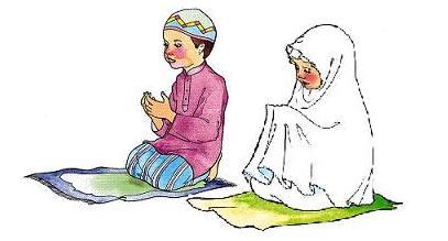 Dalil 5 (Lima) Perbedaan Pria Wanita Dalam Shalat