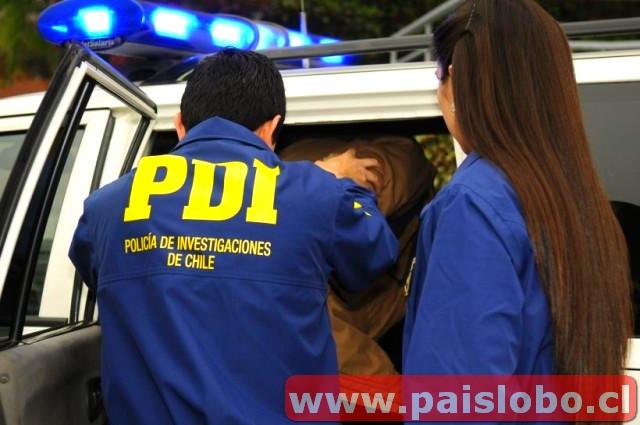 PDI Osorno detuvo a una joven por robo a supermercado