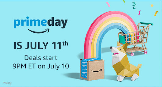 Amazon Prime Day 2017 - 30 Hours of Deals!