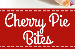 Best Cherry Pie Bites