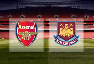 مباشر مشاهدة مباراة آرسنال ووست هام يونايتد بث مباشر 22-4-2018 الدوري الانجليزي يوتيوب بدون تقطيع
