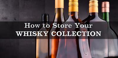 ウイスキーのボトル管理