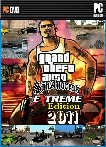 Gta san andrease extreme edition (2011) pc game free download.