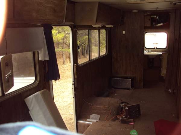 Rv Stove Oven >> Used RVs Part Only, 1982 Winnebago Itasca Sun-Cruiser ...