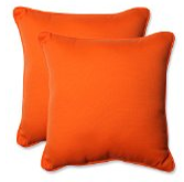 Pillow Perfect Indoor/Outdoor Sundeck Corded Throw Pillow