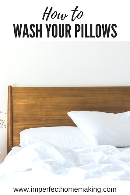 How to wash your pillows for a safer, healthier sleep