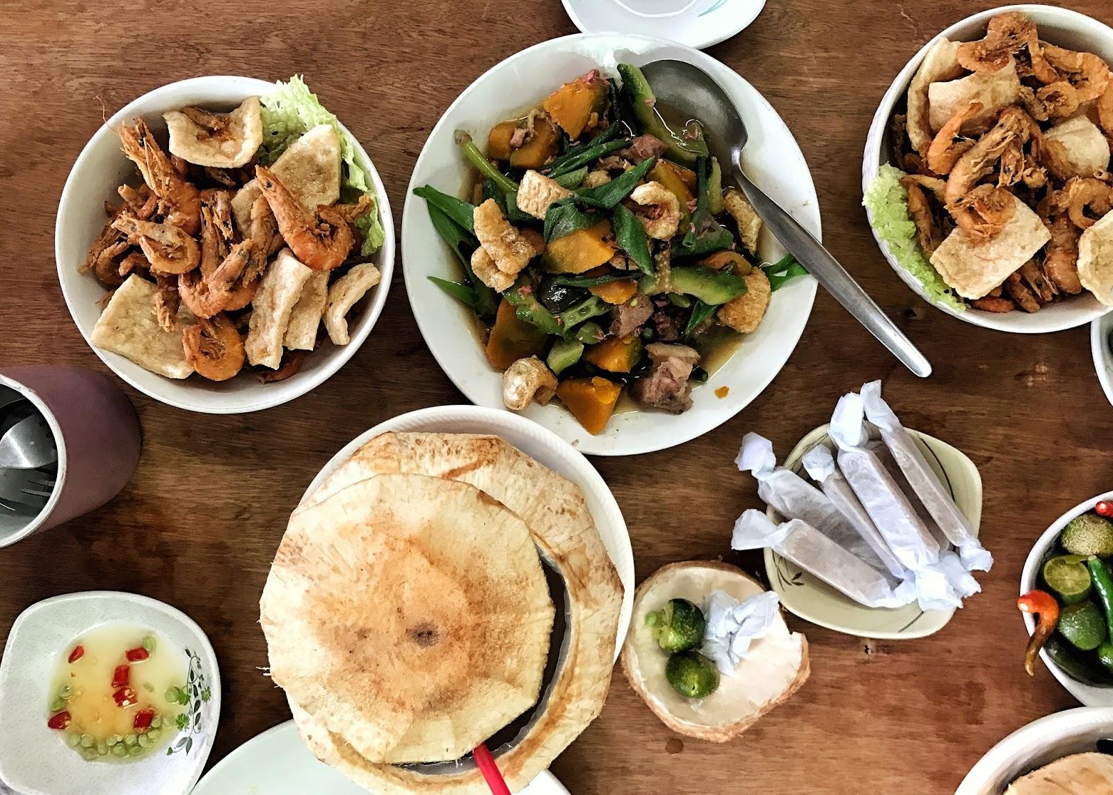 sale. food. trips. reviews.: restaurant love: matutina's seafood