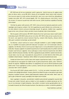9. Sınıf Kimya Ders Kitabı Cevapları Sonuç Yayınları Sayfa 18