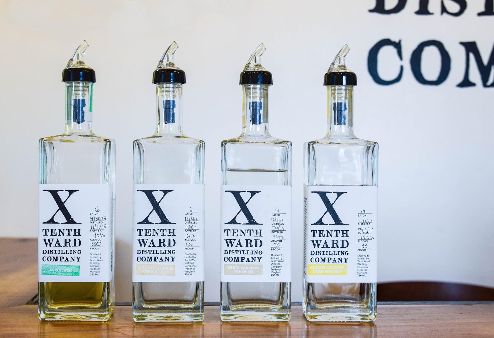 frederick maryland travel guide - visit frederick - frederick maryland distillery - romantic frederick maryland - tenth ward distilling