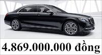 Giá xe Mercedes S450 L Luxury 2020