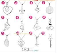 Logo Vinci gratis uno degli esclusivi gioielli con Gioielli Eshop
