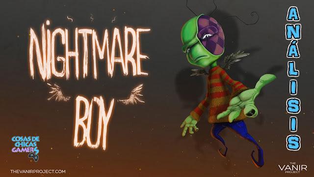 Análisis Nightmare Boy