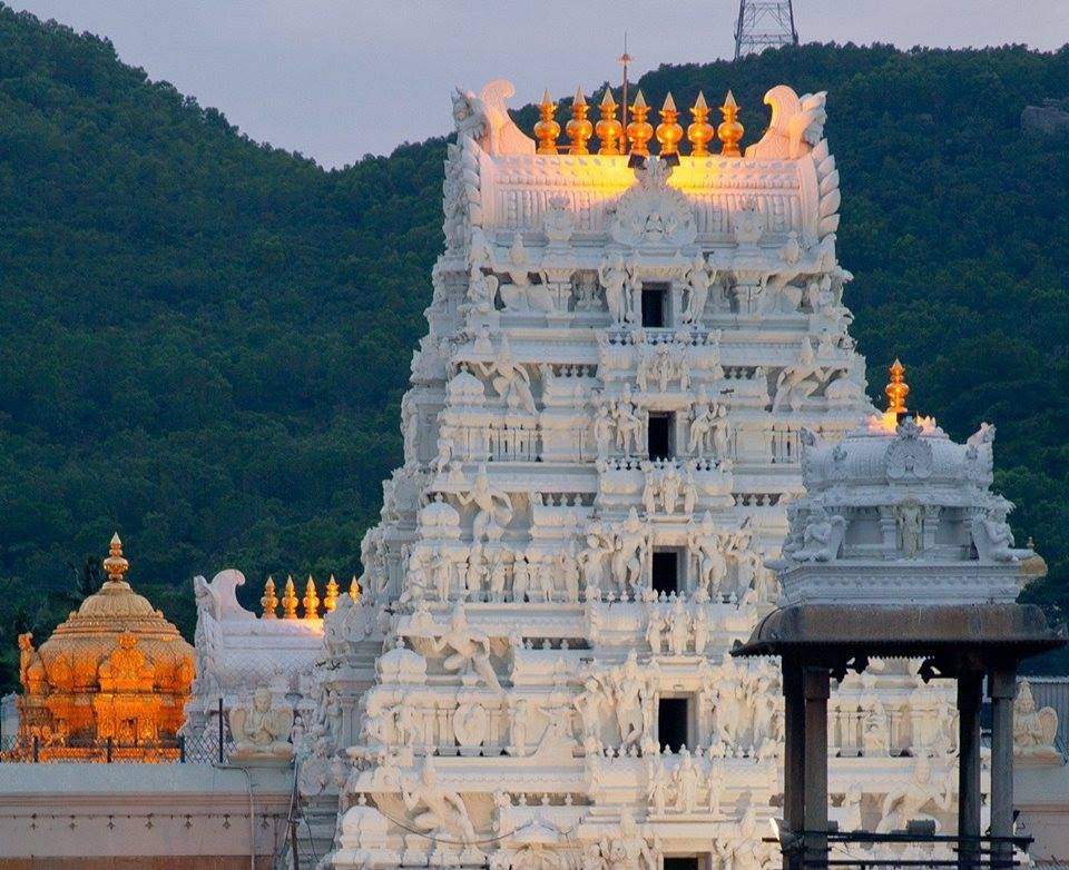 Current Booking | Tirumala Online Booking - Welcome to TirumalaHills