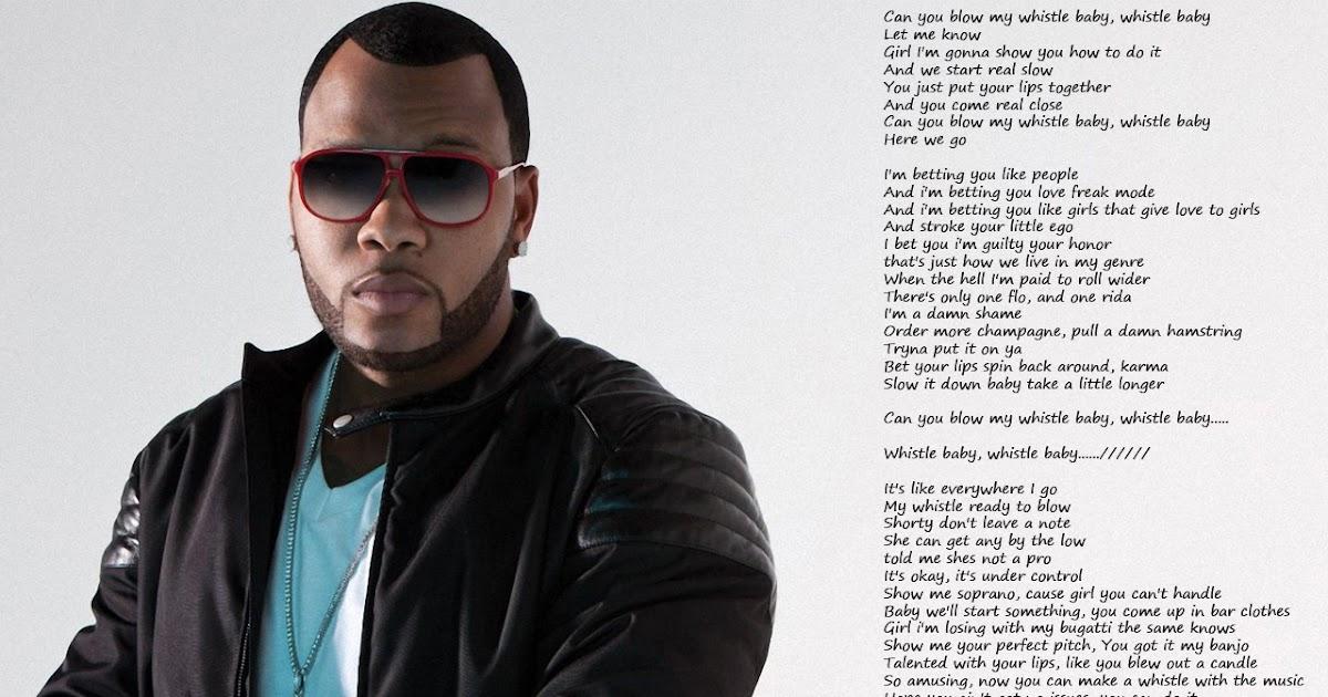 Lyrics Wallpapers: Flo Rida
