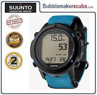 Suunto D6i Novo Zulu Khusus Instruktur. Bubblemakerscuba.com