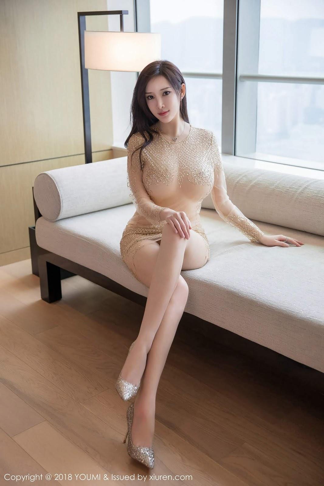 HuaYang Vol.046 奶瓶土肥圆矮挫丑黑穷 (Tu Fei Yuan Ai Cuo Qiong) ⏬