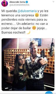 https://mobile.twitter.com/ALEXANDERACHA/status/1105312977849245699?ref_src=twsrc%5Etfw%7Ctwcamp%5Etweetembed%7Ctwterm%5E1105596442071261184&ref_url=https%3A%2F%2Fwww.aciprensa.com%2Fnoticias%2Ffamosos-musicos-mexicanos-cantan-a-favor-de-la-vida-y-mujeres-con-embarazos-vulnerables-49623