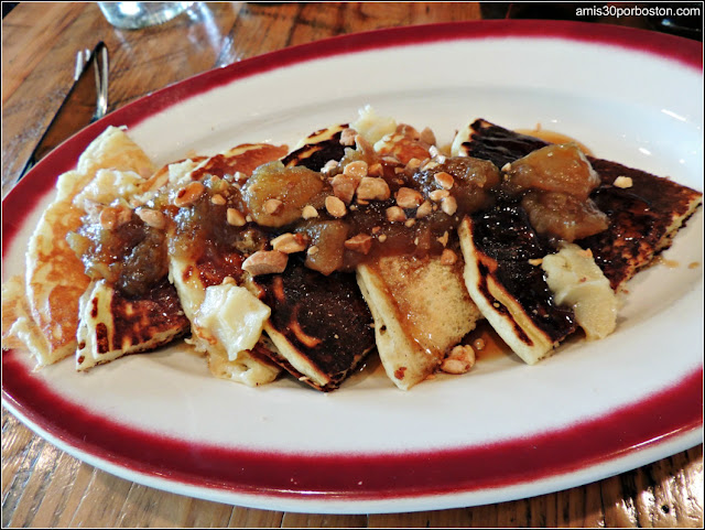 Brunch de BISq: Buttermilk Pancakes