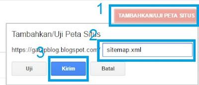 Cara Mudah Daftar Google Webmaster Tools