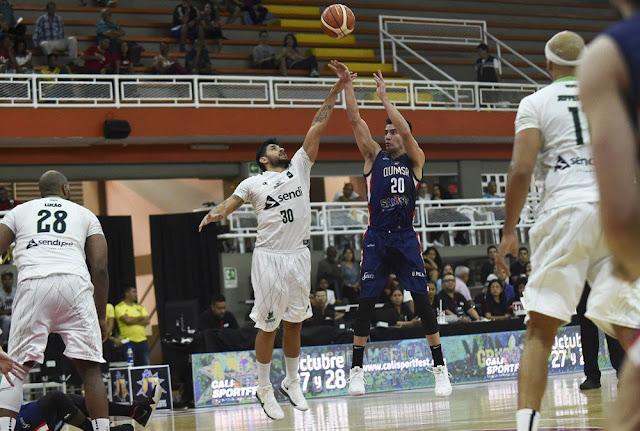 Quimsa bateu o Bauru no jogo de abertura [Divulgação/FIBA]