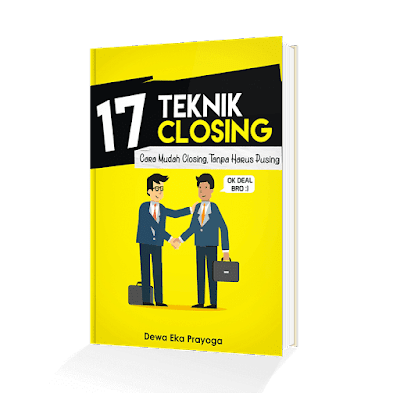 Download eBook GRATIS | 17 Teknik Closing