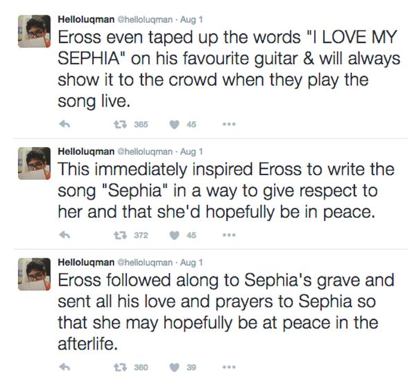 Inilah Cerita Sedih Dan Seram Di Sebalik Lagu 'Sephia' Sheila On 7 Yang Ramai Tidak Tahu!