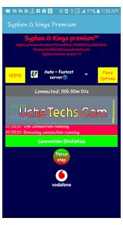 Vodafone ShowTime Bundle Free Internet