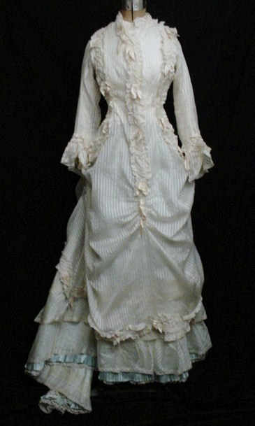 All The Pretty Dresses Wonderful 1880 S Summer Dress