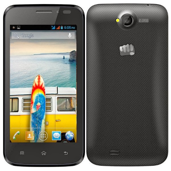Micromax launches Bolt A66