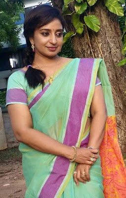 Malayalam Movie Serial actress Sona Nair