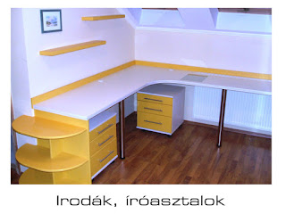 Gold Bútor - irodák, íróasztalok