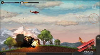 Aircraft Evolution Apk v1.6 Mod (Coins/Gems/Fuel/Repairs/Boosters/Vip) Terbaru