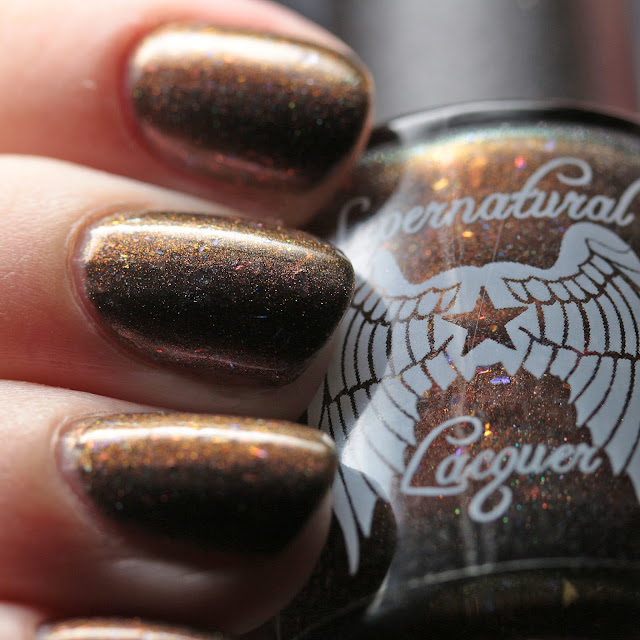 Supernatural Lacquer You Light Up My Life