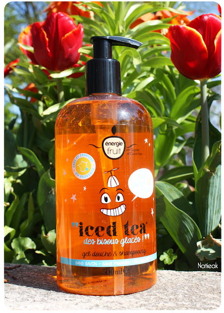 gel douche & shampoing  Iced Tea