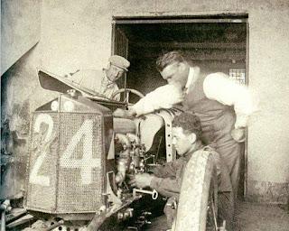 Targa Florio 1924
