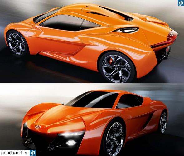 IED Hyundai PassoCorto Concept / Coupe / 2014