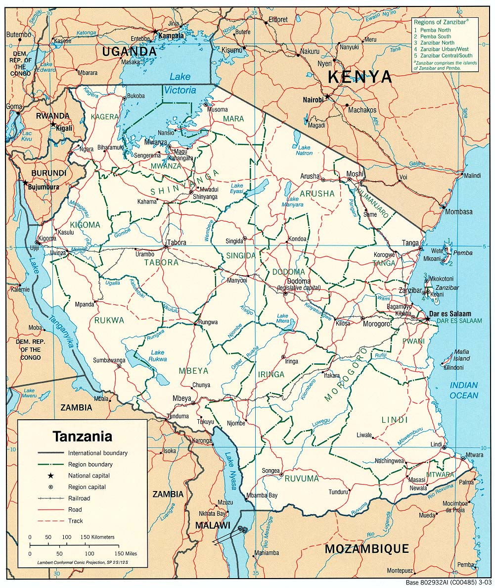 USTDA supports 60 MW solar power plant in Tanzania | REVE News of