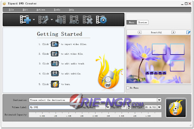Tipard DVD Creator 5.1.6 Full Version