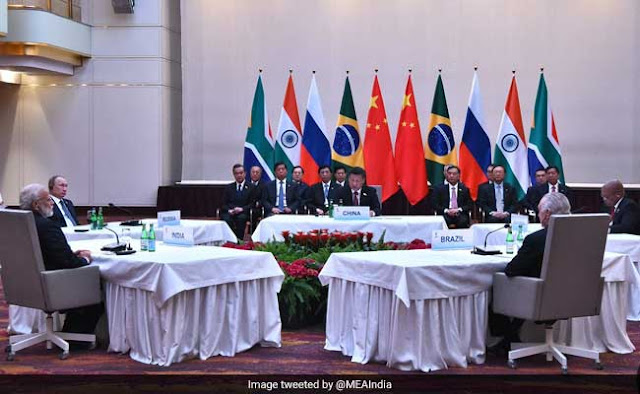BRICS Countries Tax Authorities Agreement for Enhancing Cooperation
