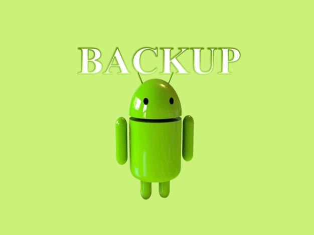 كيفية القيام بنسخ إحتياطي ( backup) لأجهزة الأندرويد
