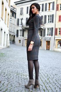 fabulous dressed blogger woman patricia from brazil