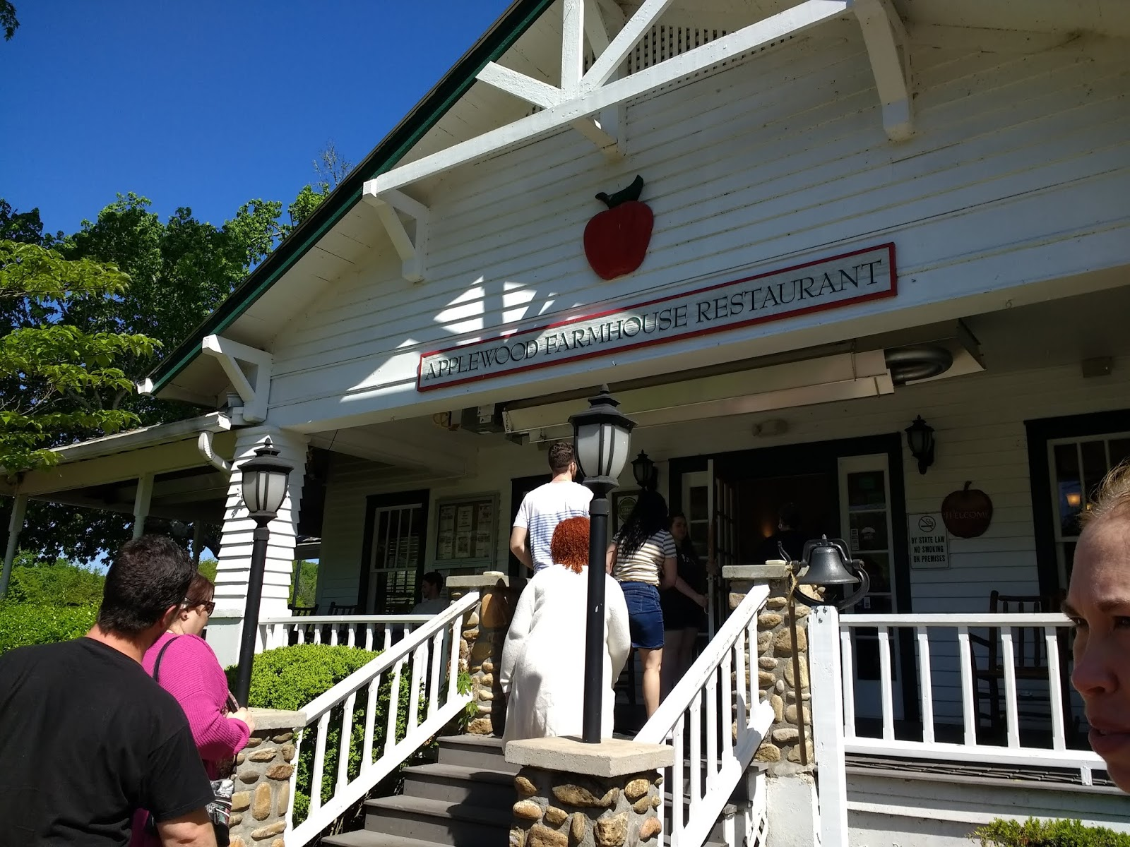 Kentucky Travels Apple Barn In Pigeon Forge Tennessee