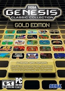 Download Sega Mega Drive Classic Collection Gold Edition (PC)