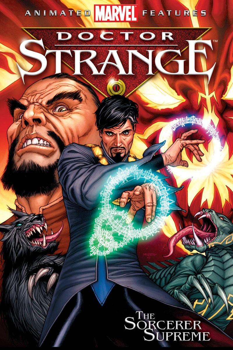 DOCTOR STRANGE (2007) ดร.สเตรนจ์ ฮีโร่พลังเวทย์